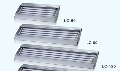 Oprawa Na świetlówki T5 Weipro Lk 60 2x24w