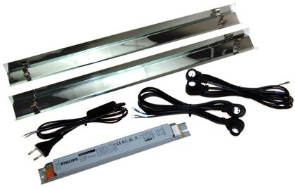(150cm) 2x58W Light set
