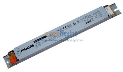 Electronic Ballast PHILIPS T8 2x58W