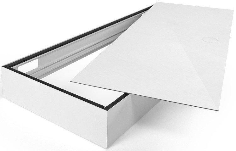 Pokrywa Aluminiowa Oświetlenie Led Malawi Pokrywy
